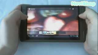 Tablet Com Android 4.0 3G Capacitiva GPS 16GB