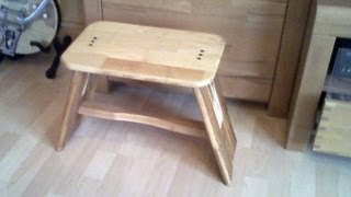 Repeat youtube video How to make a Step Stool