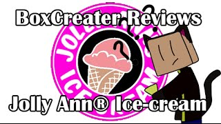 ROBLOX BoxCreater Reviews - Jolly Ann® Ice-cream