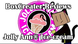 ROBLOX BoxCreater Reviews - Jolly Ann® Ice-cream