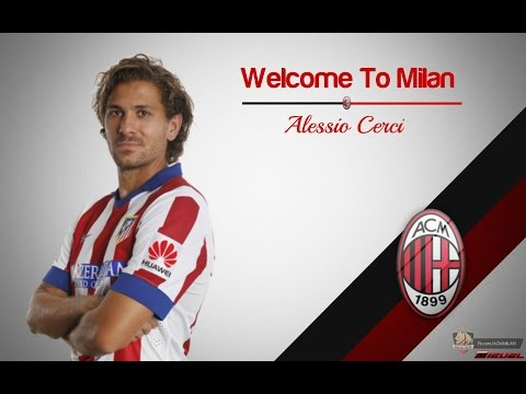Alessio Cerci | Welcome To AC Milan | ALL Goals 2012 And 2013 | HD