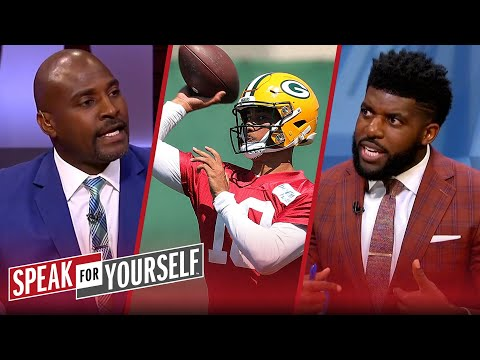 Wiley & Acho explain why they feel Jordan Love will not be ready Week 1 | NFL | SPEAK FOR YOURSELF