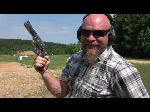 S&W 460 Magnum