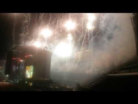 DeadCo Wrigley fireworks 7-1-17