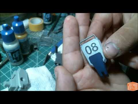 Vallejo Mecha Colors Review