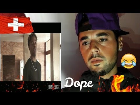 "Switzerland Rap "" TALENTS 2 SUISSE - FREESTYLE SESSION #1 "" [Reaction]"