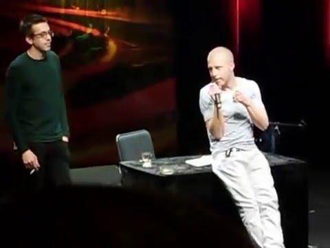 Benjamin von Stuckrad-Barre über das RTL Nachtjournal und Udo Lindenberg