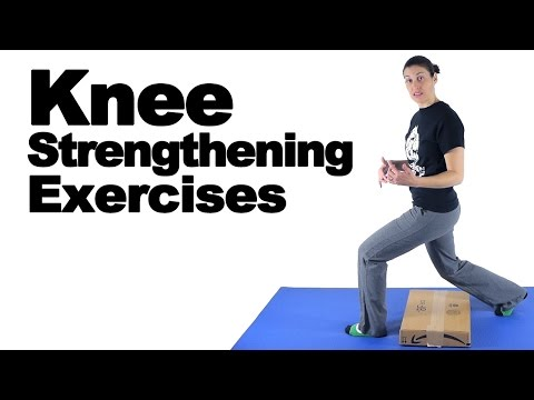 Knee Strengthening Exercises - Ask Doctor Jo
