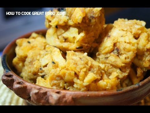 Ethiopian food - Chechebsa recipe - Kita Fir Fir - Amharic