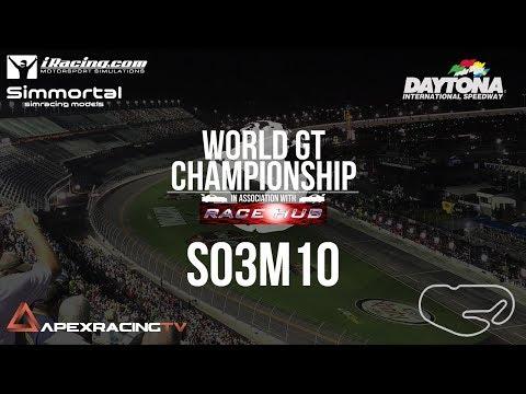 World GT Championship - S03M10 - Daytona
