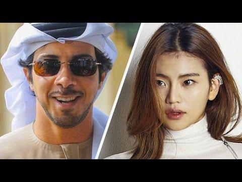 BILLIONAIRE SHEIKH PROPOSES TO KOREAN SINGER?