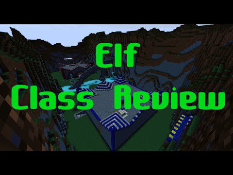 ELF Class Review Minecraft Capture the Flag (Community Upload)