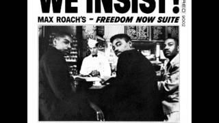 We Insist! Max Roach