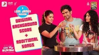 Oh My Kadavule - BGM Jukebox | Ashok Selvan, Ritika Singh, Vani Bhojan | Leon James | Ashwath