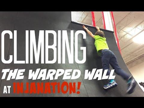 A Tour Of Injanation - Ninja Warrior Gym In Calgary