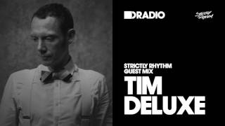 Defected In the House Radio 22.02.16 - Tim Deluxe Guest Mix
