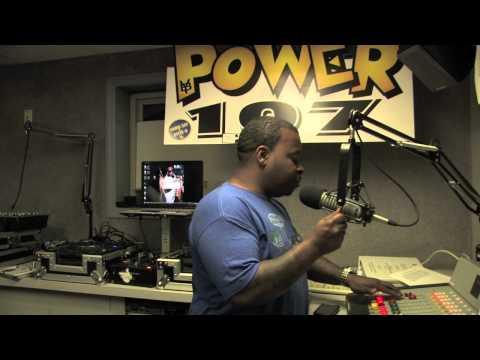 30/30DMP & GCNation at Power 107-Augusta, GA
