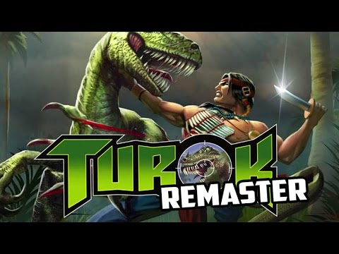 Turok: The Dinosaur Hunter (Remaster) PC Game Review