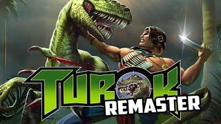 turok the dinosaur hunter remaster pc game review