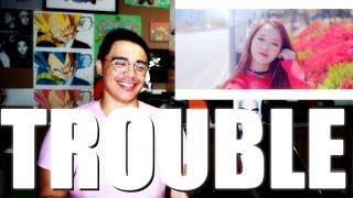 Kriesha Chu - Trouble MV Reaction