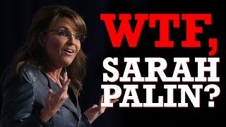Jesse Ventura: WTF, Sarah Palin? | Jesse Ventura Off The Grid - Ora TV