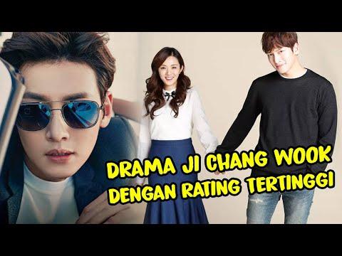 9 DRAMA KOREA JI CHANG WOOK DENGAN RATING TERTINGGI