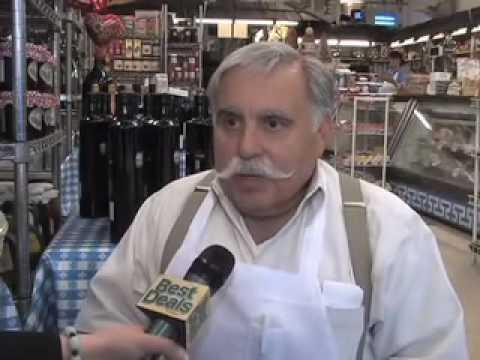 Papa Cristos Greek Market on Best Deals TV Show
