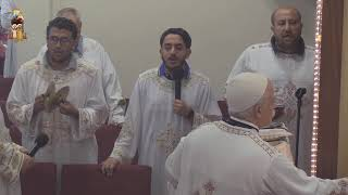 Feast of Pentecost 2021 Arabic Liturgy
