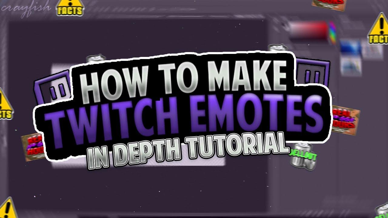 Twitch emote guide