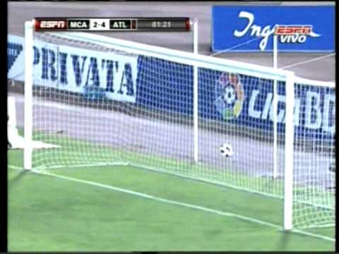 Atlético Madrid Vs Mallorca (4-0) 3 Gol del Kun Aguero