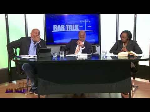 Bar Talk Epiosde 1