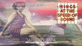 Paul McCartney & Wings - San Ferry Anne (1976) (Remaster) [720p HD]