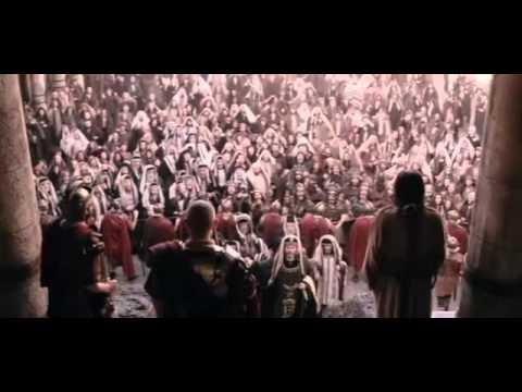 """""""THE PASSION"""" - HRISTO SHOPOV AS PILATE / """"СТРАСТИТЕ ХРИСТОВИ"""" - ХРИСТО ШОПОВ КАТО ПИЛАТ ПОНТИЙСКИ"""