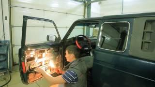 видео Тюнинг Нивы – работаем своими руками