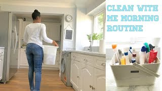 Home Decor: Morning Cleaning Routine