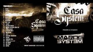 Casa System 8 Interlude Album Maroc System 2009