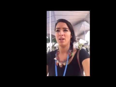 Balade dans la  Zone Bleue COP22 Marrakech