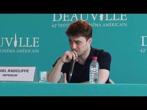 FCAD 2016 : Conférence de presse Imperium (Daniel Radcliffe)