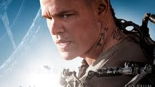 Elysium (2013) Movie Review by JWU