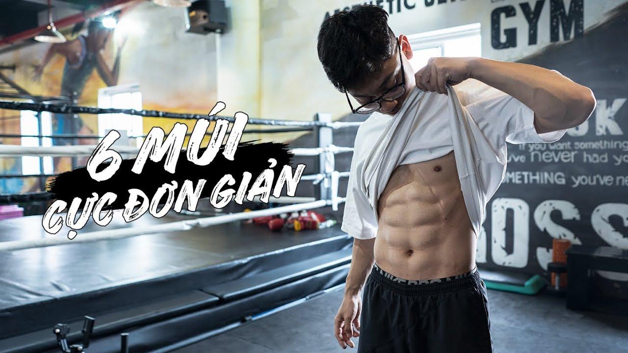 10 phút TẬP BỤNG đơn giản TẠI NHÀ | Abs Workout Routine | SHINPHAMM