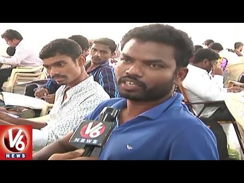 Special Story On Poor Condition Of Libraries In Khammam District | V6 News