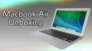 Mac of all trades unboxing (MacBook Air 11-inch (Early 2014) MD711LL/B )   Bee Silver