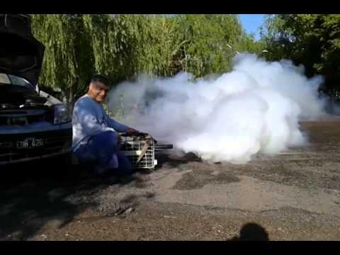 Fumigacion Con Humo Para Mosquitos