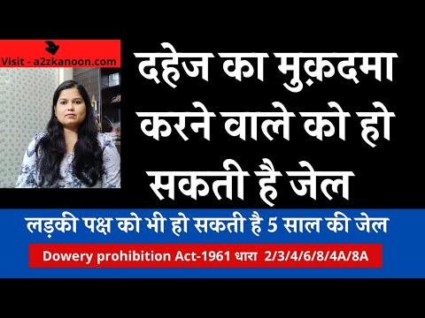 Dowry litigants may also be jailed