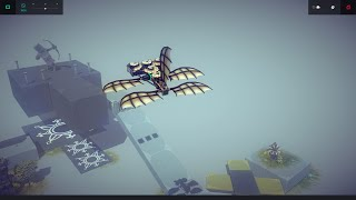 Besiege - Controlled Flight, And A Few Explosions For Good Measure