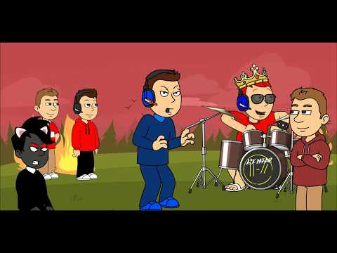 twenty one pilots-Levitate (GoAnimate Music Video)