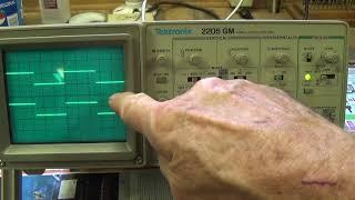 Oscilloscope Basics, Part 2: Seconds/Division and Triggering