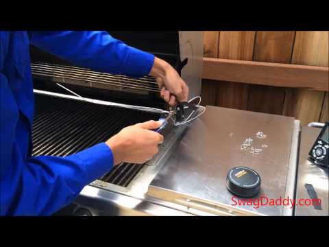 Maverick ET-75 Remote Rotisserie Thermometer Review - SwagDaddy