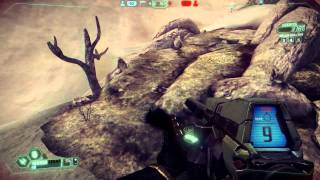 Tribes Ascend PC 2012 - Closed Beta: Team Death Match Gameplay Pt. 1 [HD]