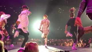 Justin Bieber Purpose World Tour Madrid PART 2